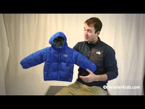 06c884345 The North Face Toddler Reversible Moondoggy Jacket.m4v - YouTube