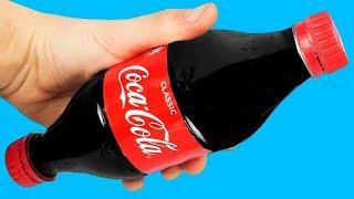 25 VERY FAST COCA COLA LIFE HACKS! thumbnail