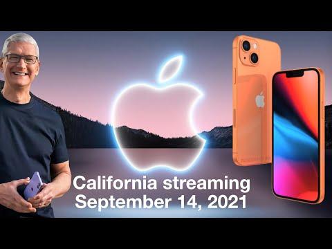 Événement Apple iPhone 13 (2021) - À quoi s'attendre!