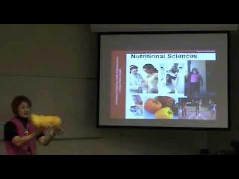 NWOSU Chemistry Club Sponsors Program on Careers in Allied Health, Dec. 4, 2012