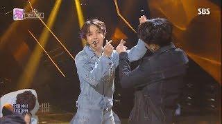Fake Love - J-Hope & Jungkook Mirror Part Compilation