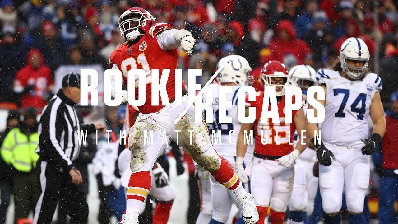 brand new 797e7 448e6 2018 Rookie Recaps: Derrick Nnadi