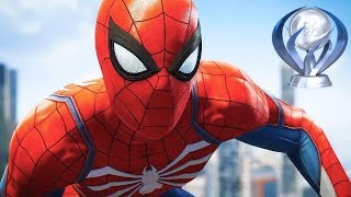 GETTING PLATINUM | Spider-Man PS4 | HARDEST DIFFICULTY GAMEPLAY