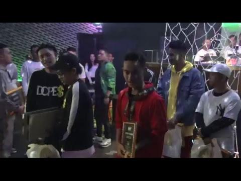 Backroom DINEROS DJ HUNT PROFESSIONAL DJ BATTLE  1