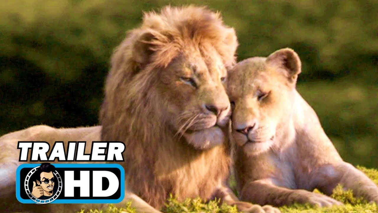 The Lion King Simba And Nala Love Tv Spot Trailer New 2019