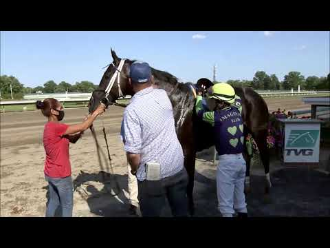 video thumbnail for MONMOUTH PARK 07-12-20 RACE 10