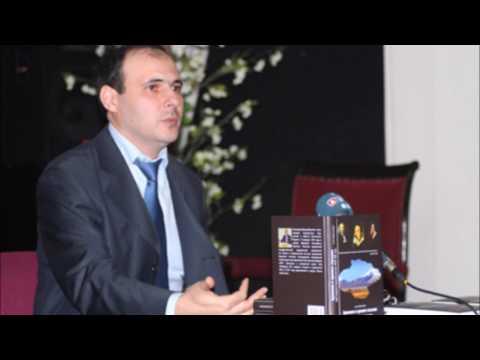 Теолог Давид Бекназарян  - Презентация книги Отцы Армянской Церкви о духовной жизни