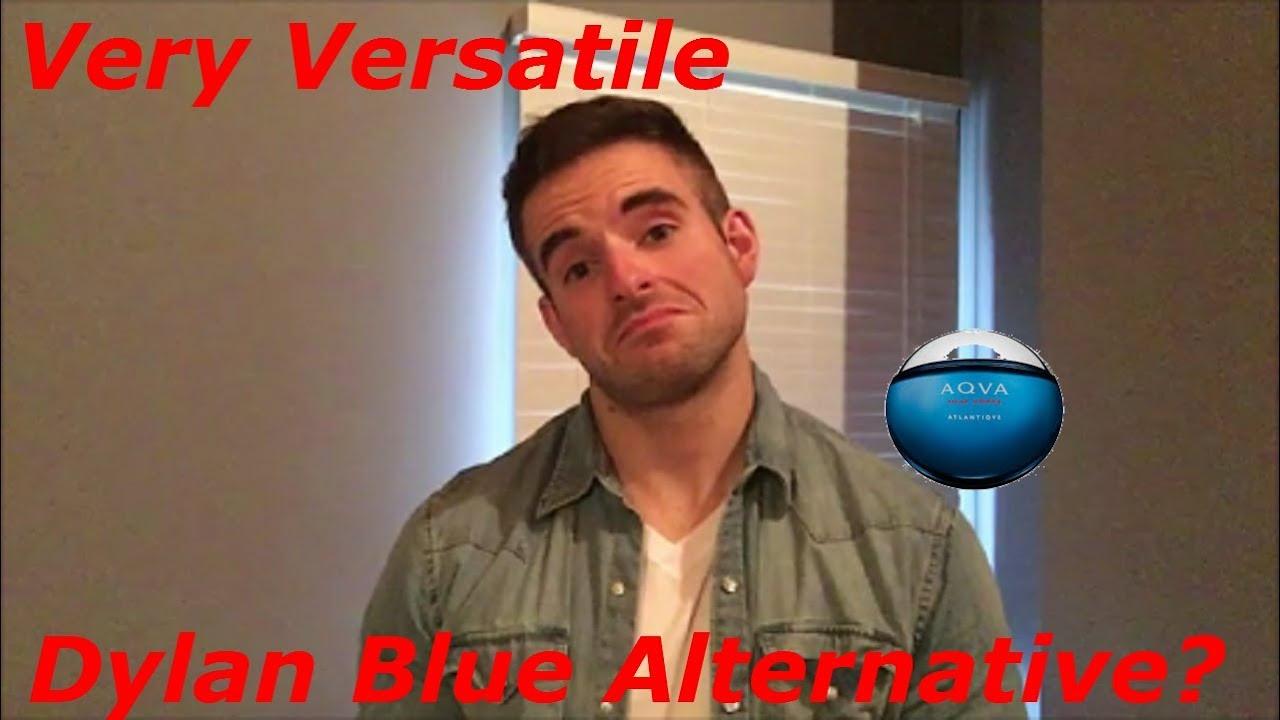 Bvlgari Aqva Atlantique Fragrance/Cologne Review - Alternative to Versace  Dylan Blue?