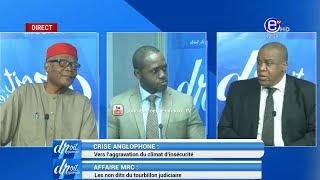 DROIT DE RÉPONSE (AFFAIRE MRC, CRISE ANGLOPHONE, MAURICE KAMTO.,.) DU 17/02/2019 EQUINOXE TV