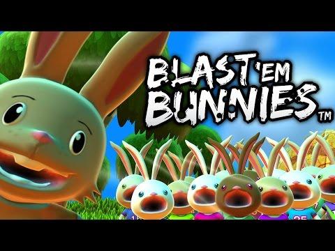 Blast'em Bunnies Xbox One, PS4