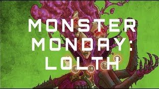 monster-monday-lolth