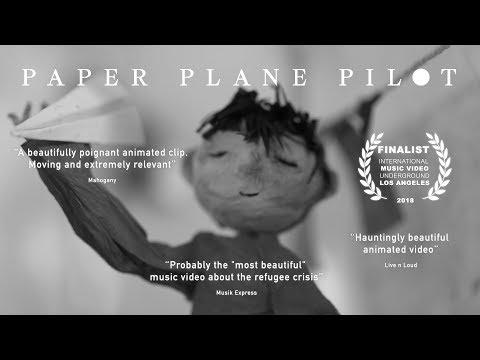 Sean Christopher - Paper Plane Pilot (Official Video)