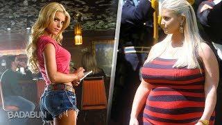 7 Famosos que perdieron fama y ganaron kilos