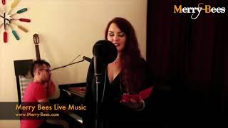 Merry Bees Live Music - Rebecca singing 'Headlights' by Robin Schulz ft Ilsey