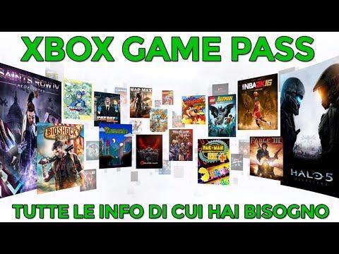 Xbox Game Pass, il catalogo dei giochi disponibili | Game ...