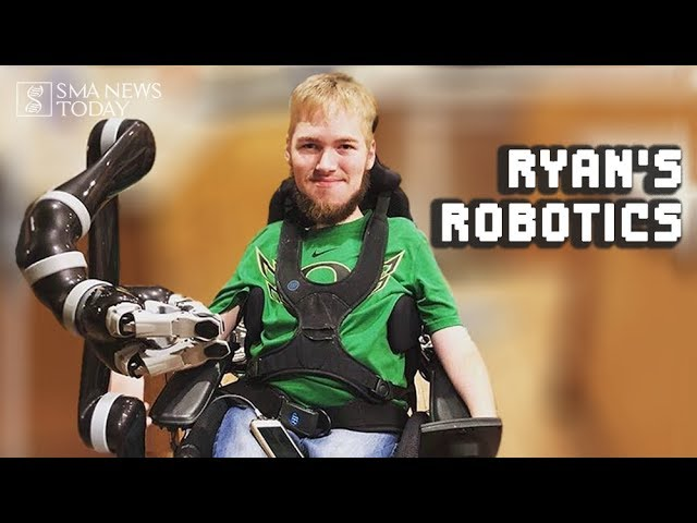 Ryan's Robotics Episode #6 - Using My Jaco Robotic Arm Using A Utility Holder