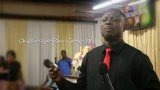 APOSTLE KWAKU A. GYEBI-Oh Lord Fight Those Fighting Me