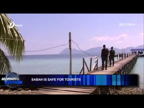 Sabah Is Safe For Tourists