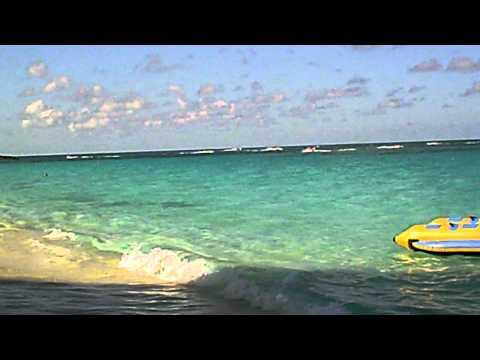 Bahamas Vacation NASSAU Water Jets