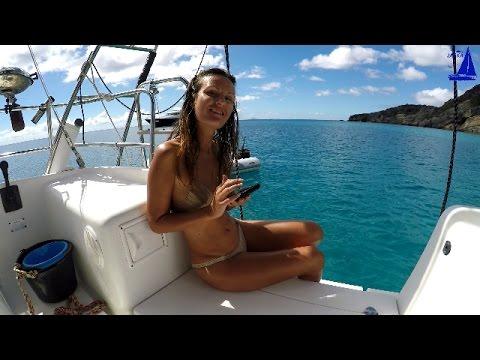 Somewhere in the Caribbean Sea by Sailing JAEKA, week 33