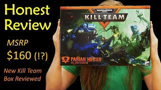 Honest Review Warhammer 40K Kill Team Pariah Nexus Box. The Next Big Box from Games Workshop!