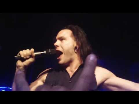 BLACKGUARD - New Song from STORM - 04/09/13 - Las Vegas Country Saloon