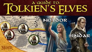 A Guide to Tolkien's Elטes | Tolkien Explained