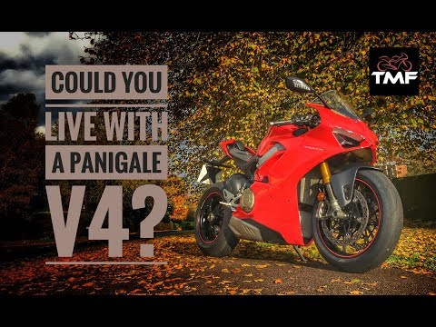 Ducati Panigale V4s Review - In Depth