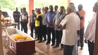 Majlis Perasmian Krematorium Moden Penganut Agama Hindu Buntong