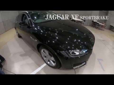 2018 JAGUAR XF SPORTBRAKE 【外観デザイン 内装デザイン インテリア エクステリア ブレーキ タイヤ ホイール ドアの開閉音 スイッチ類 価格 諸元】