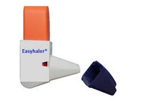 Easyhaler - YouTube