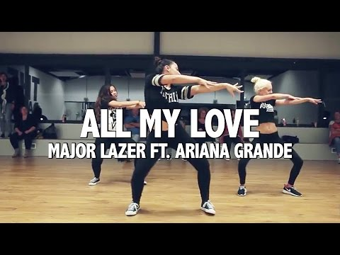 "Major Lazer Ft. Ariana Grande ""All My Love 