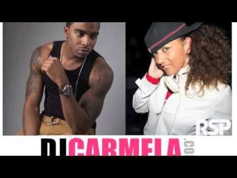 DJ CARMELA SHOW FT. TREL MACK (www.djcarmela.com)
