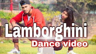 Lamborghini dance video choreographer(Gaurav Rawat)....