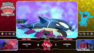 2020 Pokémon Latin America International Championships: VGC Junior Division Finals