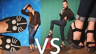 видео Летняя обувь casual