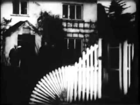 "Sherlock Holmes ""The Devil's Foot"" 1920's Silent Film"