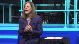 The Sparkle of Destiny: Dr. Ellie Giles at TEDxBethesdaWomen