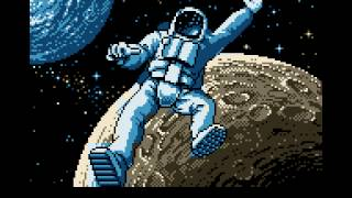 Action Man: Search for Base X OST: T16 - Moon Base 1 Area