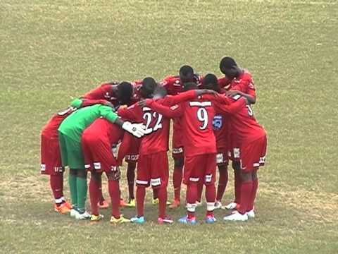 FOOTBALL FRIENDLY: Ankara SC (Ghana)