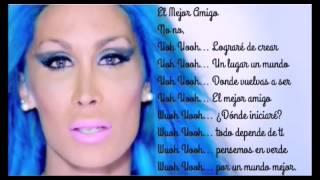 Gambar cover La Pelopony - El Mejor Amigo (Letra)