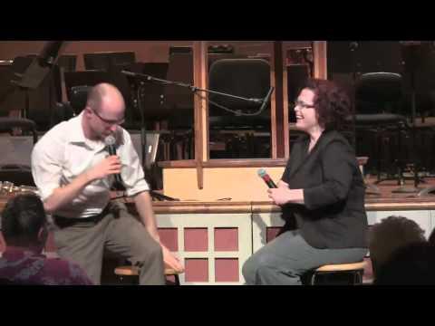 Oregon Symphony/All Classical FM Concert Conversation 14 April 2012