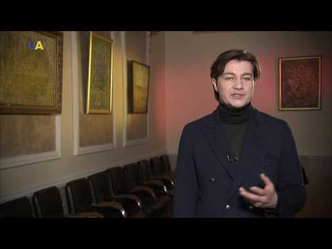 Foreign Broadcasting: Yevhen Nyshchuk, Minister of Culture