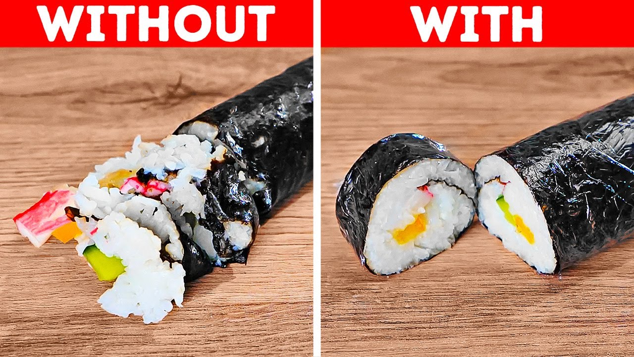 Genius Ways To Cut And Peel Your Food