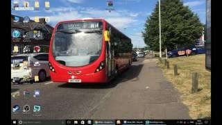 OpenBVE Tutorial: Installing Routes Central Line - VideoRuclip