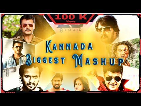 KANNADA BIGGEST MASHUP BY (DJ ABHI)