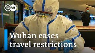 Coronavirus: Wuhan China opens up, South Korea shuts back down | DW News
