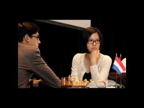 Yifan Hou vs Anish Giri