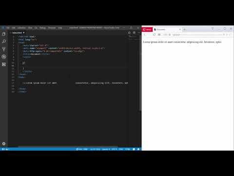 Text - Metin |  Word Spacing - Kelime Boşluğu Ve White Spacing ( HTML - CSS ) ( 18. Ders )