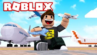 ROBLOX ITTY BITTY AIRPORT Med ComKean